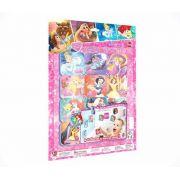 Kit Brinquedo Bebe Banho Divertido Princesas da Disney Lider 2454