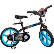Bicicleta Infantil ARO 14 Liga da Justiça Bandeirante 2387