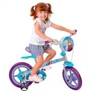 Bicicleta Infantil Bandeirante ARO 12 Frozen 2459