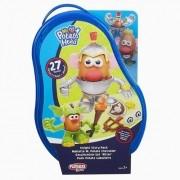 Figura Mashup Playskool  MR. Potato Head Cavaleiro Hasbro B6453/B6846 11523