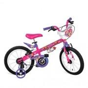 Bicicleta Princesas Disney ARO 16 Bandeirante 2399