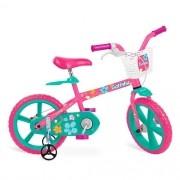 Bicicleta Gatinha ARO 14 Bandeirante 3012