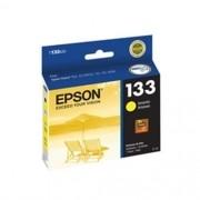 Cartucho EPSON T133420 Amarelo - T133420-BR