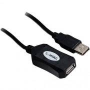 Extensor USB 2.0 Ativa Amplificado 10M Comtac 9157