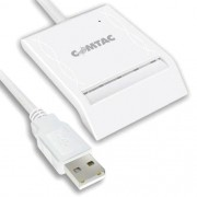 Leitor e Gravador de Cartoes SMART CARD USB 2.0 Comtac 9202