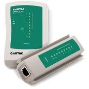 Testador de Cabo de Rede RJ-45/RJ-11 Comtac 9220