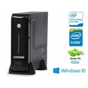 Computador INTEL Windows Centrium Ultratop INTEL Dualcore J3060 1.6GHZ 4GB 120GBSSD 2XSERIAL WIN10