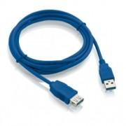 Cabo Extensor USB 1,8M Multilaser USB 3.0 WI210