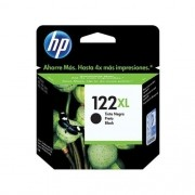 Cartucho HP 122XL Jato de Tinta Preto 8,8ML- CH563HB