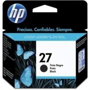 Cartucho HP 27 Jato de Tinta Preto 11ML - C8727AB