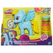 Play DOH MY Little PONY Ponei e Penteados Hasbro B0011 10640