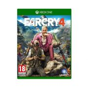 Jogo Ubisoft FAR CRY 4 XBOX ONE (01122649427)