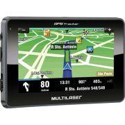 GPS Tracker III Tela 4,3 SLIM Multilaser GP033