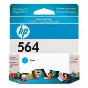 Cartucho HP 564 Jato de Tinta Ciano 3,5ML - CB318WL