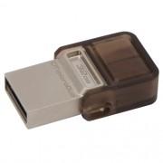 Pen Drive 32GB Smartphone Kingston Dtduo Data Traveler Micro DTDUO/32GB