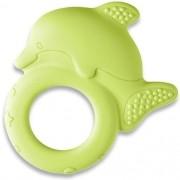 Mordedor Argola Golfinho Verde BDA 001500