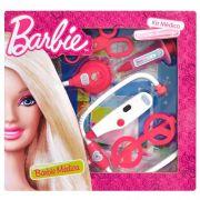 Kit Barbie Medica Pequeno FUN BB8863 7496-3