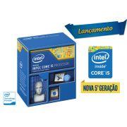 Processador Core I5 LGA 1150 INTEL BX80658I55675C I5-5675C 3.10GHZ DMI 6.4GT/S 4M Cache GRAF INT