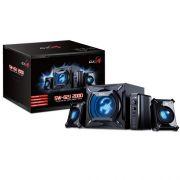 Caixa de Som GX Gaming Genius 31731055104 SW-G2.1 2000 45 RMS com Sistema de Iluminacao