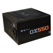 Fonte ATX GX 550W 80 PLUS Bronze - RS550-ACAA-B3