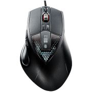 Mouse Gamer Optico Sentinel III 6400 DPI RGB - SGM-6020-KLOW1