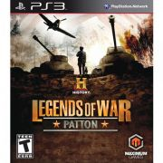 Game History: Legends OF WAR - Patton - PS3