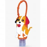Alcool em GEL Hidratante 30ML Chaveiro Cachorro BABY Clean P&P
