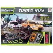 Auto Pista Turbo RUN Circuito em Oito DM TOYS DMT5892