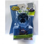 Aviao Super WINGS Mini Chinge UP Space AGENT Chace FUN 8491-4