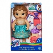Baby Alive Festa Surpresa Morena Hasbro E0597 13107