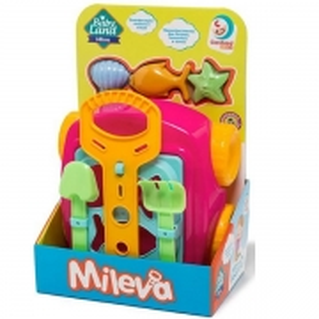 Baby LAND Mileva Rosa Cardoso TOYS 3023
