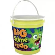 Balde BIG Slime Ecao 400G Amarelo DTC 5113