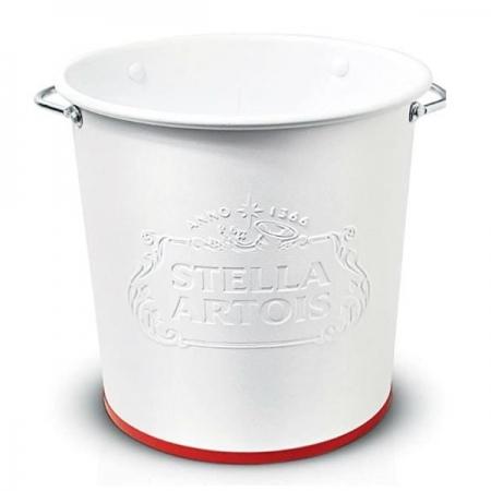 Balde de Gelo Stella Artois ALTO Relevo Globimport