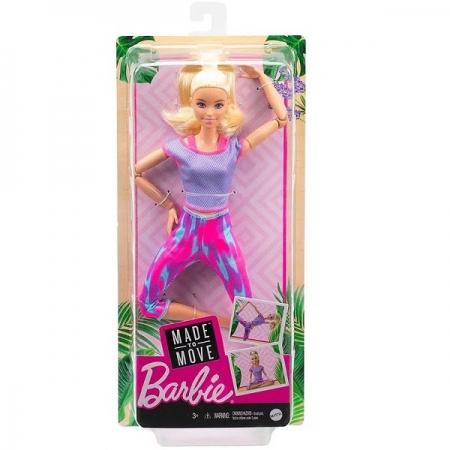 Barbie Feita para Mexer Mattel FTG80/GXF04