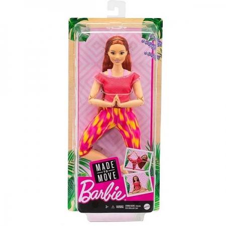 Barbie Feita para Mexer Mattel FTG80/GXF07