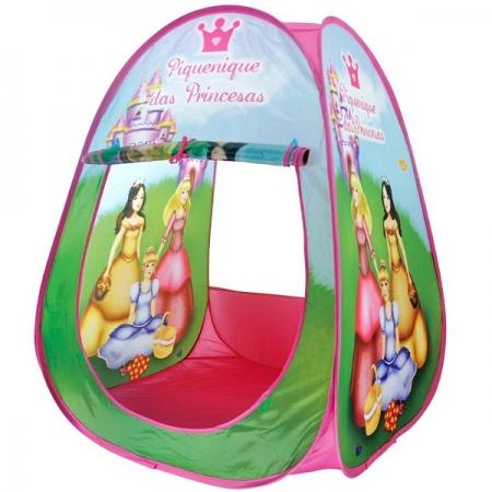 Barraca Infantil Piquenique das Princesas DM TOYS DMT4692