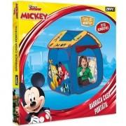 Barraca Infantil Portatil Mickey CLUB House ZIPPY TOYS BS19MC
