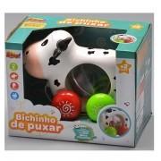 Bichinho de Puxar Vaca Zoop TOYS ZP00751