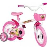 Bicicleta ARO 12 Turminha Guara Feminina BIK-03.025-54/9258