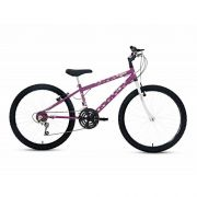 Bicicleta ARO 24 Melody PINK 18M Stone Bike 2530