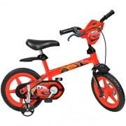 Bicicleta Infantil Disney Carros ARO 12 Bandeirante 2331
