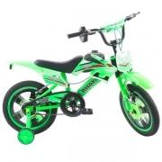 Bicicleta Infantil Moto CROSS ARO 16 Unitoys 1220