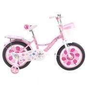 Bicicleta Infantil Princesa ARO 16 Unitoys 1048