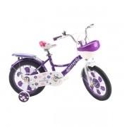 Bicicleta Infantil Princesa ARO 16 Unitoys 1402