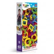 Blocos de Montar TAND PLIC PLIC 40 Peças Toyster 2363