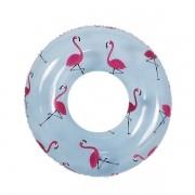 Boia Inflavel Especial Padronagem Flamingo Belfix 146900