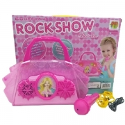Bolsa ROCK SHOW Belinda com Microfone DM TOYS DMT5899