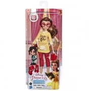 Boneca Articulada Disney Princesas COMFY Bela Hasbro E8401 14839