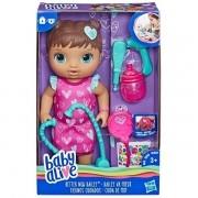 Boneca BABY Alive Cuida de MIM Morena Hasbro E5837 13738