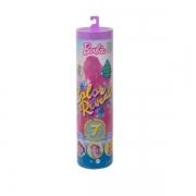 Boneca Barbie Color Reveal Shimmer Mattel GWC55